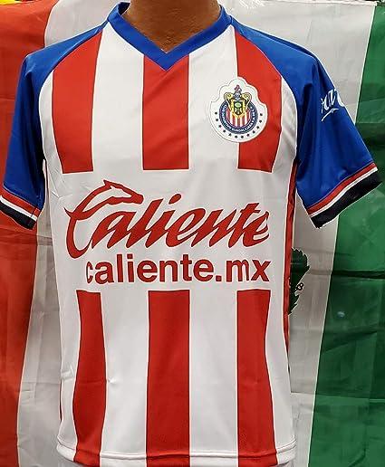 new product a293f 2d76e Amazon.com : Sport New! 2019 Chivas de Guadalajara Generic ...