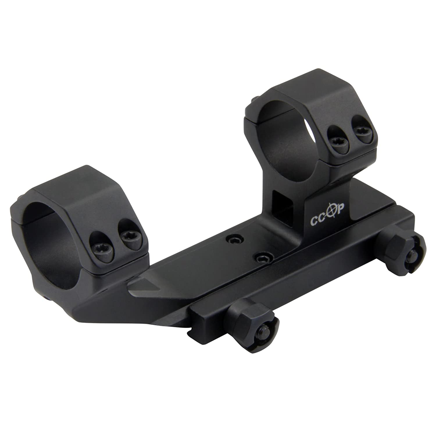 CCOP High Profile AR-ArmourTac Rifle Scope Mount Rings for Picatinny Rail