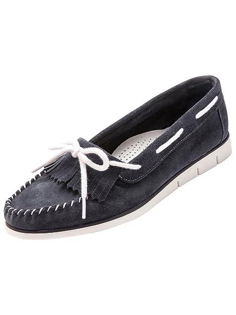Pediconfort - Mocasines Mujer, azul (azul marino), 39: Amazon.es: Zapatos y complementos