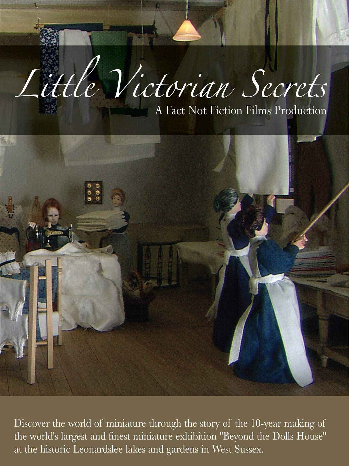 Little Victorian Secrets on Amazon Prime Video UK