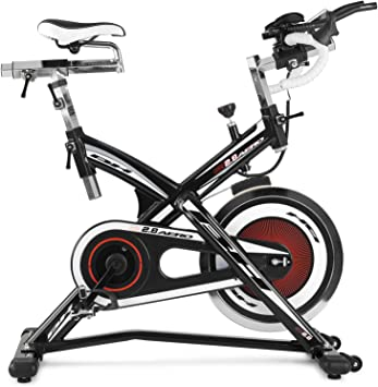 BH H9176 Fitness SB2.8 Bicicleta indoor para usuarios altos ...