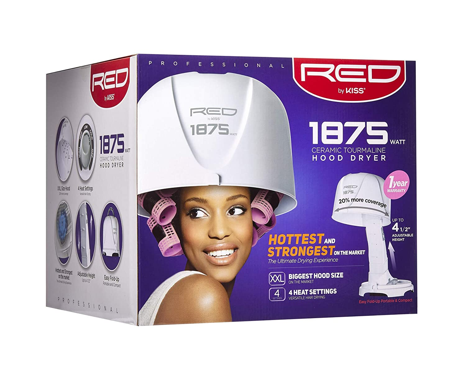 2020's 7 Best Hair Steamer for Natural Hair [EASY TO USE] 6