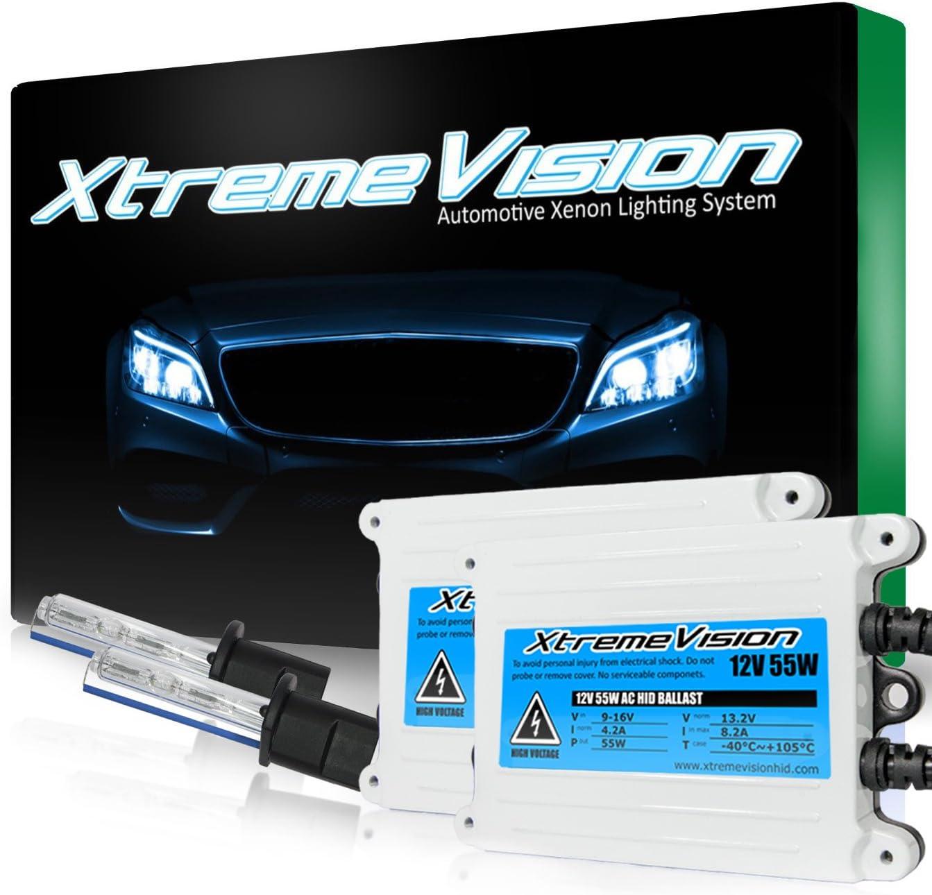 XtremeVision 55W AC Xenon HID Bundle kits