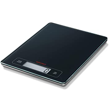 Buy Soehnle Tempered Glass Abs Tpr Ksd Page Digital Kitchen Scale