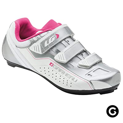 Louis Garneau Women's Jade Bike Shoes for Commuting and Indoor Cycling, Compatible with SPD, Look and All Road Pedals: Sports & Outdoors