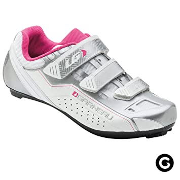 39cf14dfb9dda Louis Garneau Women's Jade Bike Shoes for Commuting and Indoor Cycling,  Compatible with SPD, Look and All Road Pedals
