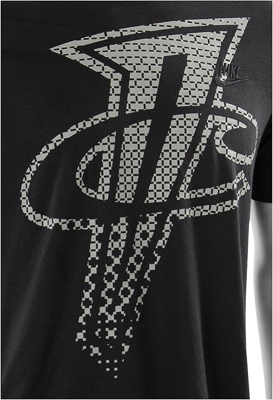 Nike Mens QT S FOAM PENNY TEE Black 717367-010
