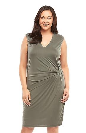 Tart Collections Women\'s Plus Size Annetta Dress 2X Urban ...