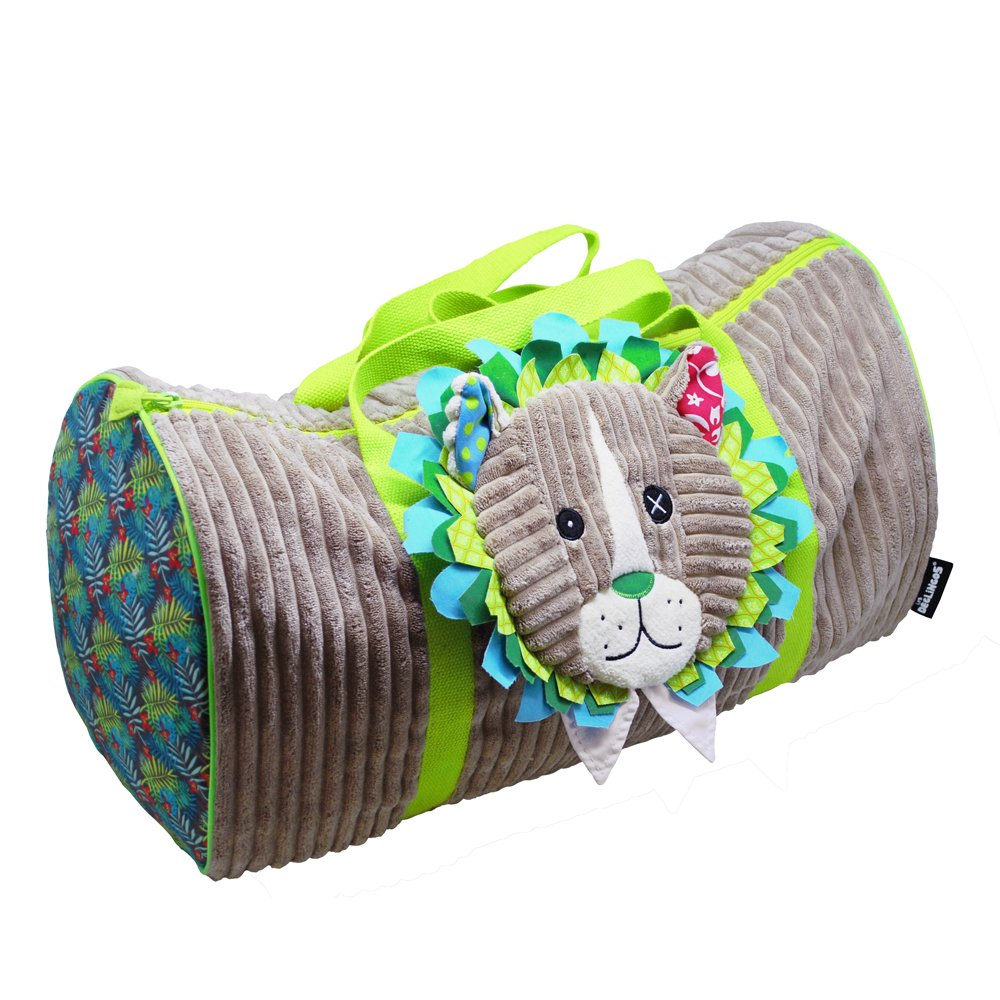 Globe Trotoys Deglingos Weekend Bag Aligatos the Alligator 31224
