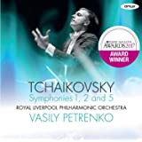 Tchaikovsky: Symphonies 1, 2, 5 (Recording of the Year and Winner of the Orchestral Category, BBC Music Magazine Awards, 2017)