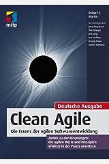 Clean Agile: Die Essenz der agilen Softwareentwicklung (mitp Professional) (German Edition) Edición Kindle