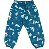 Jan & Jul Kids' Waterproof Puddle-Dry Rain Pants