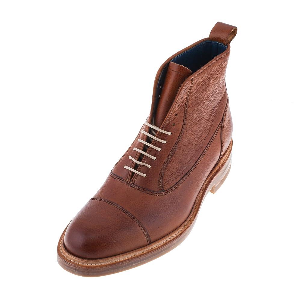 Barker Mens Dixon Leather Balmoral Style Boot 374126  B01IA81HDM