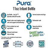 Pura Kiki 11 Oz / 325 Ml Stainless Steel Infant