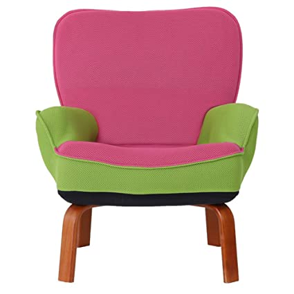 Astounding Amazon Com Sofa Wooden Kids Armchair Childrens Sofa Bed Squirreltailoven Fun Painted Chair Ideas Images Squirreltailovenorg