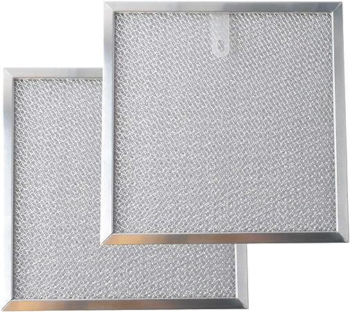 Wadoy Bc024600 - Filtro de grasa para ventilación de campana Ventline (8 x 8): Amazon.es: Bricolaje y herramientas