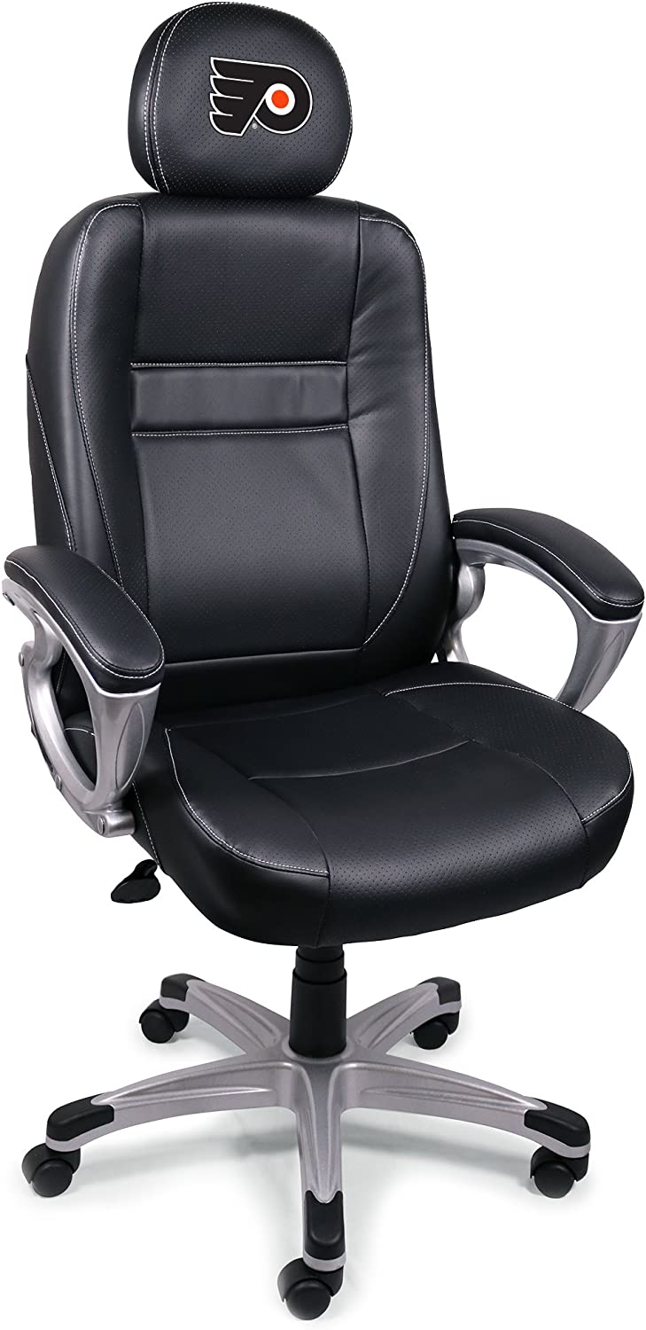 Wild Sports NHL Leather Office Chair
