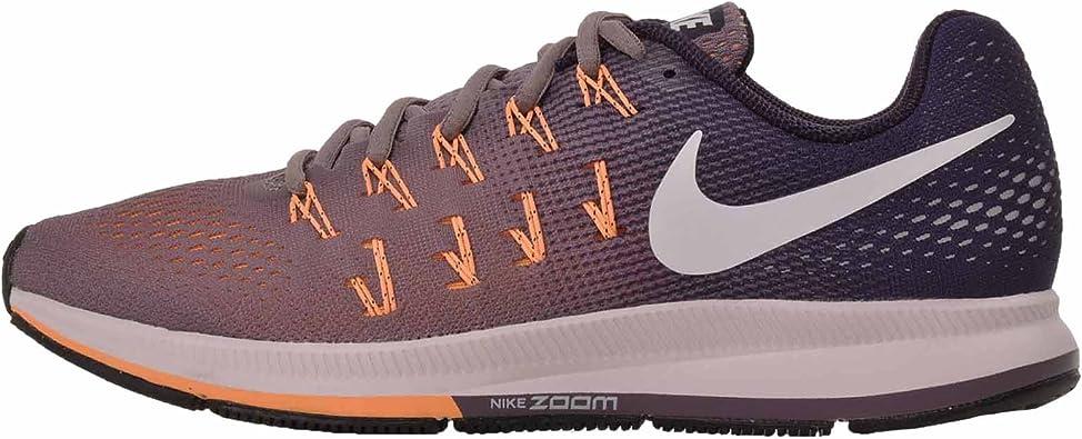 Nike Air Zoom Pegasus 33 - Zapatillas de running para mujer, color morado