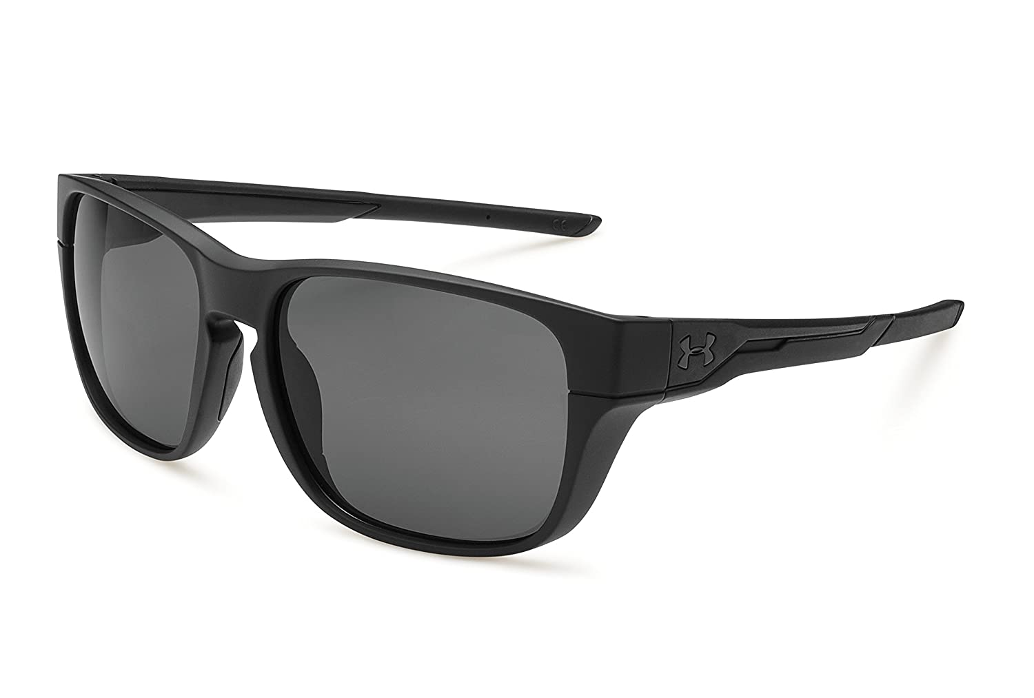 4815bde487 Amazon.com  Under Armour UA Pulse Square Sunglasses