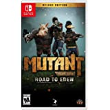 Mutant Year Zero: Road to Eden Deluxe Edition (NSW) - Nintendo Switch
