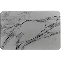 HOUZE - Diatomite Absorbent Mat (Large) - Grey Marble