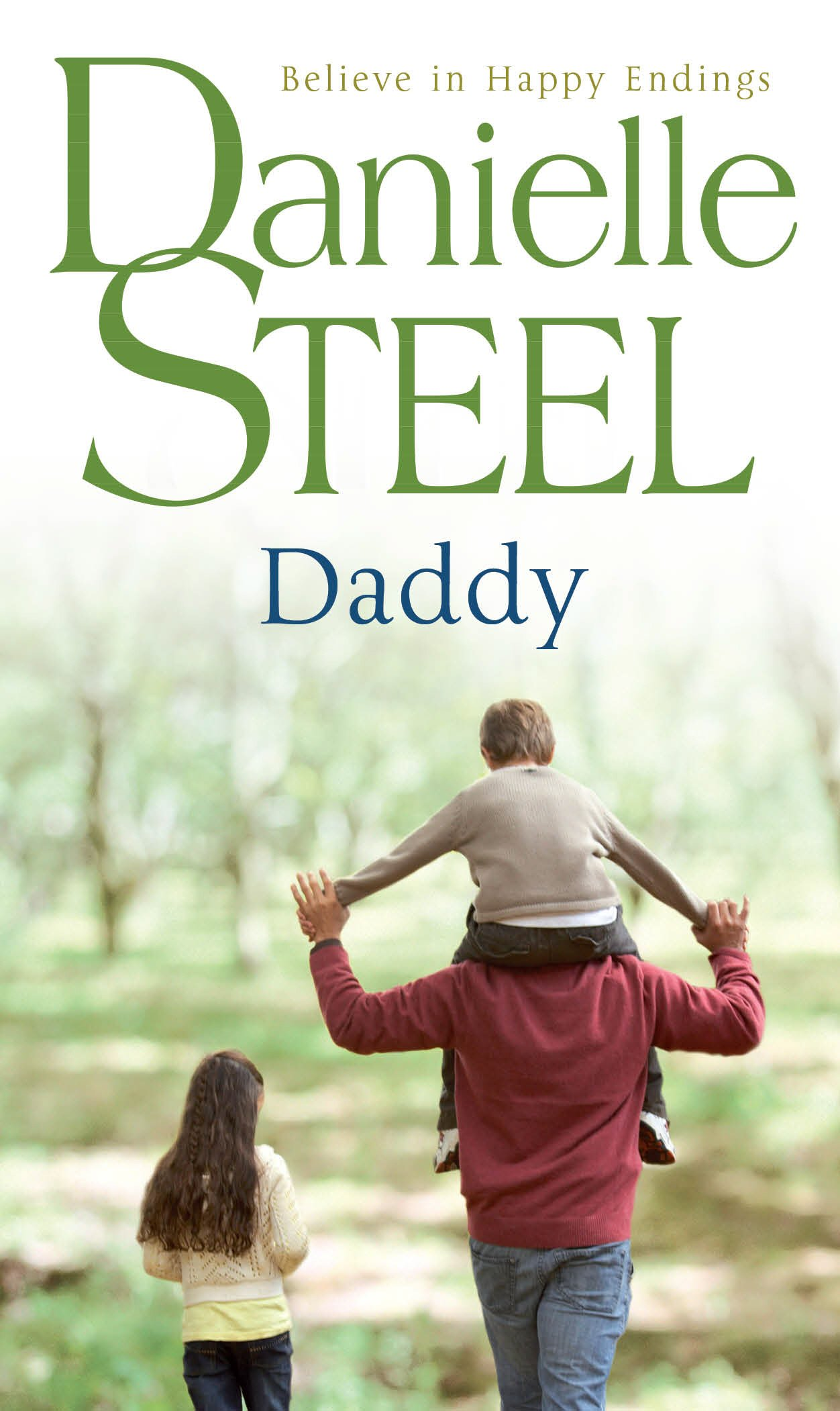 Image result for daddy by danielle steel
