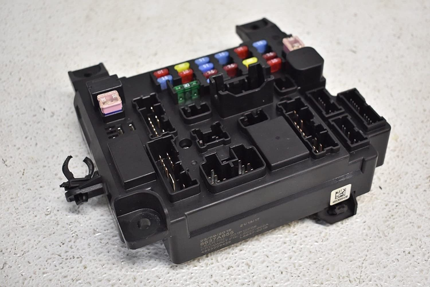 08 15 Mitsubishi Evolution X Fuse Box Relay Housing 2008 Infiniti Ex35 2015 Automotive
