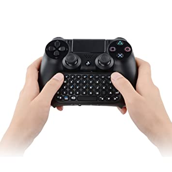 Megadream® PS4 Wireless Mini Rechargeable Bluetooth Message