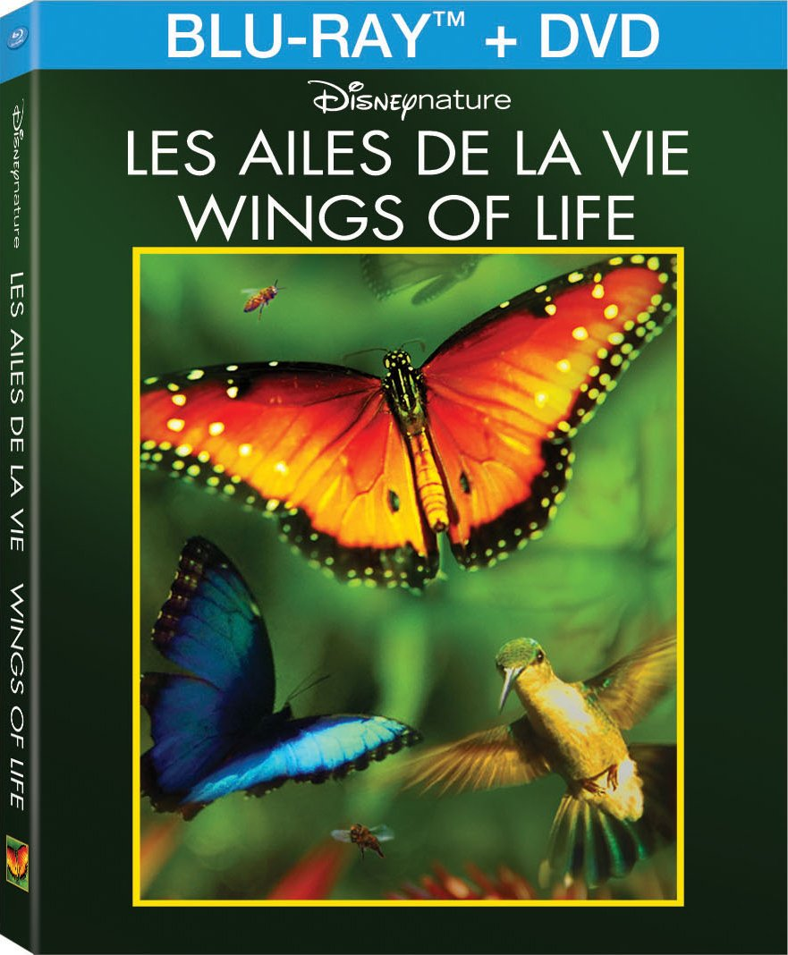 Disneynature: Wings Of Life [Blu-ray]