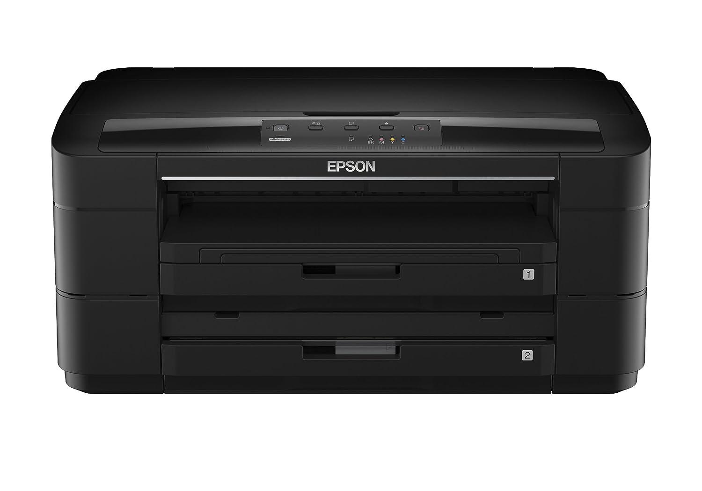 Epson Workforce WF 7015 - Impresora multifunción de Tinta (B/N 34 ...
