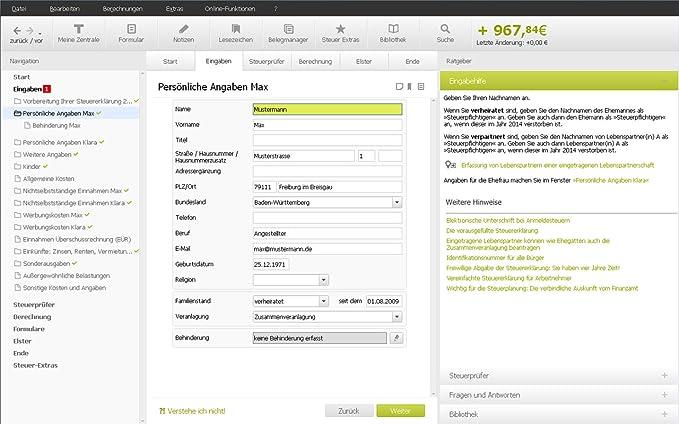 steuererklärung 2017 formular pdf download baden-württemberg