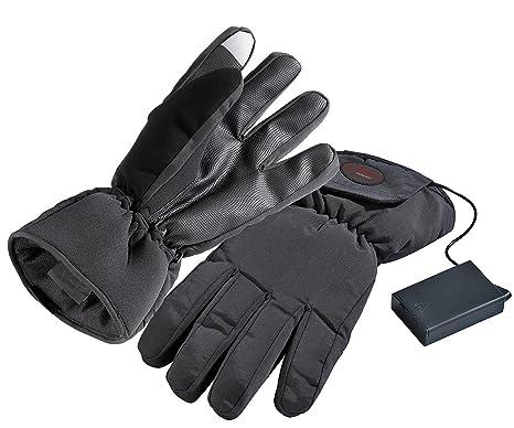 7e75696731 infactory Handschuhe heizbar: Beheizbare Handschuhe, Größe S,  batteriebetrieben (Wintersport-Handschuhe)