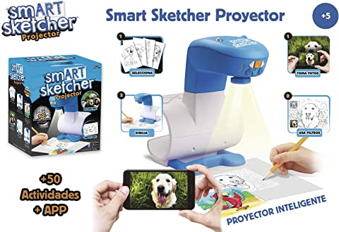 Amazon.es: Distribuido de FAMOSA: Smart Sketcher