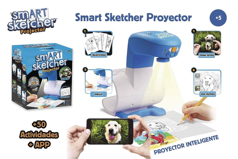 Amazon.com: Famous Projector – Smart Sketcher, Choose ...