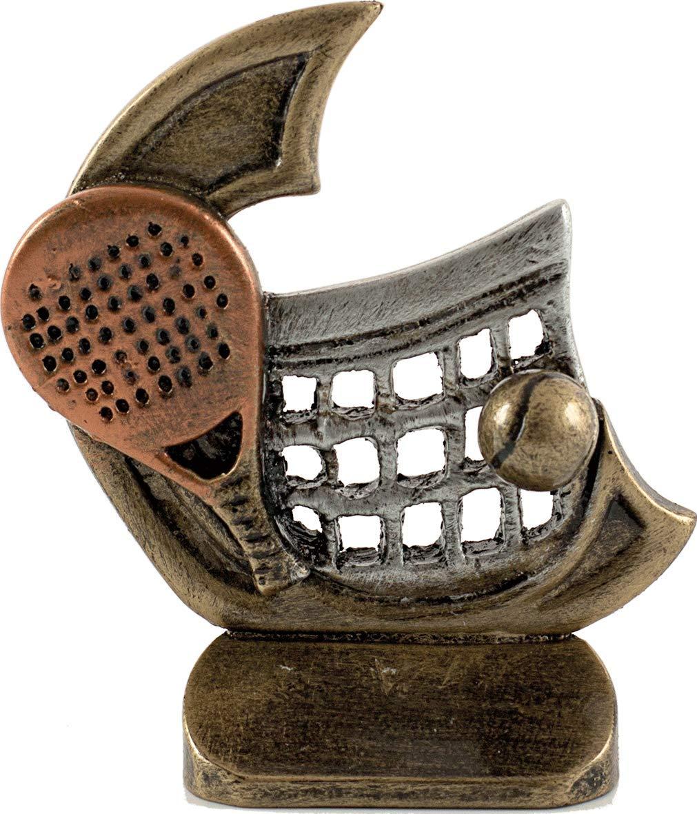 Art-Trophies AT815027 Trofeo Deportivo, Plateado, 11 cm: Amazon.es ...