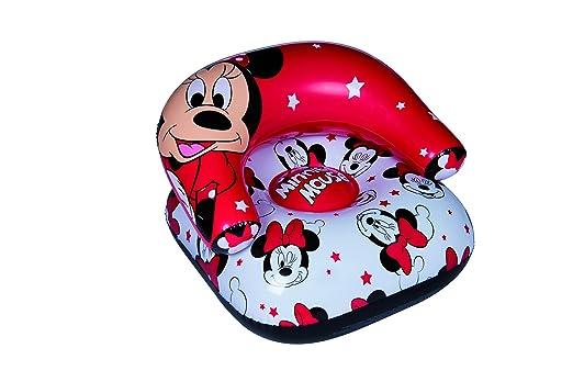 Disney, Minnie Mouse 46173-s Asiento de Playa Hinchable, PVC ...