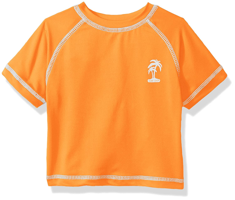 iXTREME Baby-Boys Palm Tree Screen Rashguard Infant Rash Guard