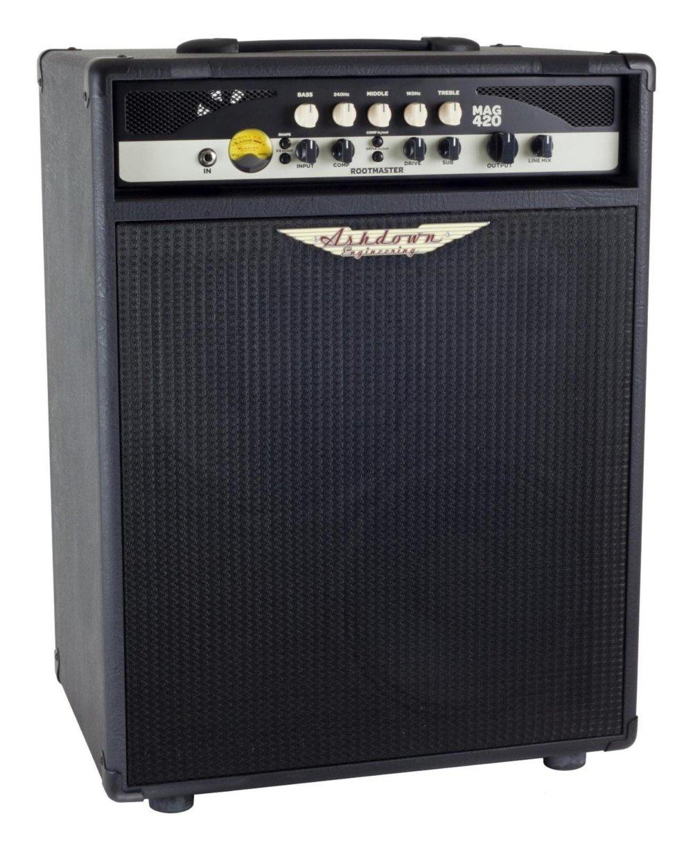 Ashdown RM-C210T-420 - Amplificador combo para bajo de 400 W: Amazon.es: Instrumentos musicales