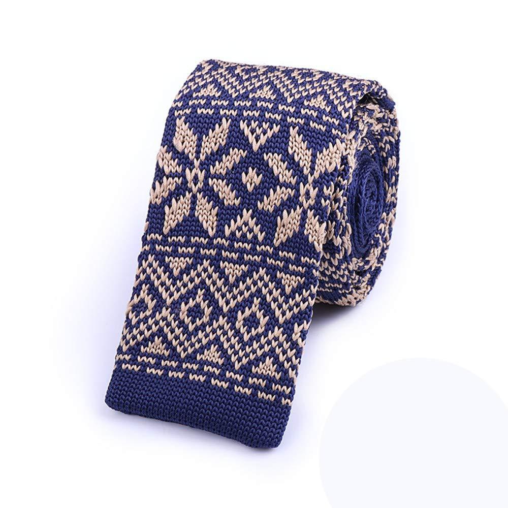 Wangwang454 Tejer La Corbata Masculina Versión Coreana Estrecha De ...