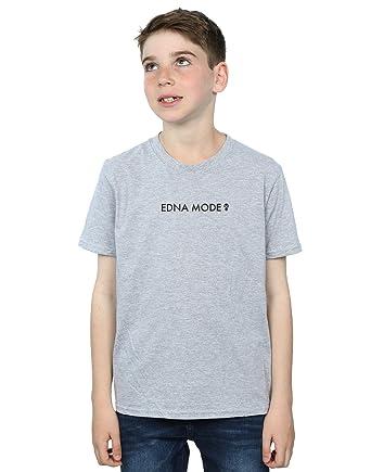 ad65e4438c344a Disney Jungen The Incredibles 2 Edna Mode T-Shirt: Amazon.de: Bekleidung