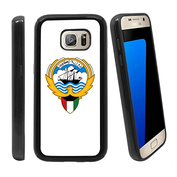 Amazon com: [Coat of Arms of Kuwait] for Samsung Galaxy S7
