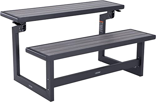 Lifetime 60253 Outdoor Convertible Bench