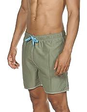 arena Fundamentals Solid Boxer Pantalones Cortos de Playa, Hombre