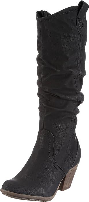 Rieker Damen 94160 Cowboy Stiefel