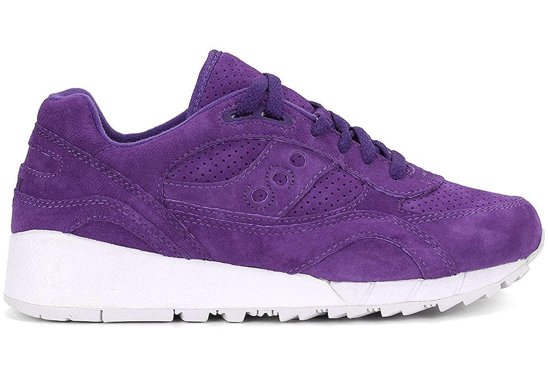 quality design 84810 7412c Saucony Shadow 6000 Premium Sneaker Mens, Purple, 5 D(M) UK ...