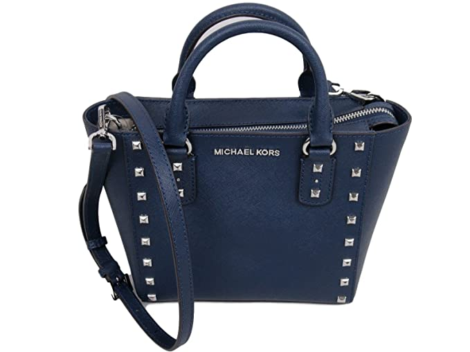 exceptional range of styles and colors low cost best shoes Michael Kors Small Sandrine Stud Crossbody Bag