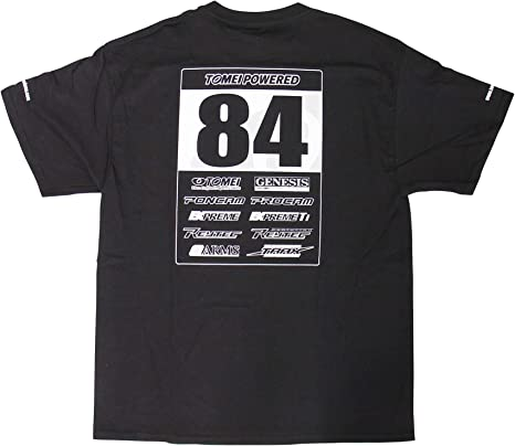 Tomei Race T-Shirt New Tomei Logo as the back print M Size TH101C-0000A