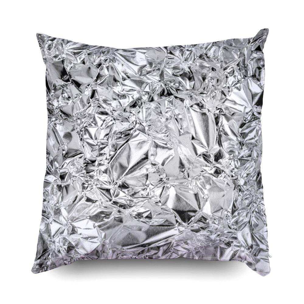 Amazon.com: TOMKEY Funda de almohada con cremallera oculta ...