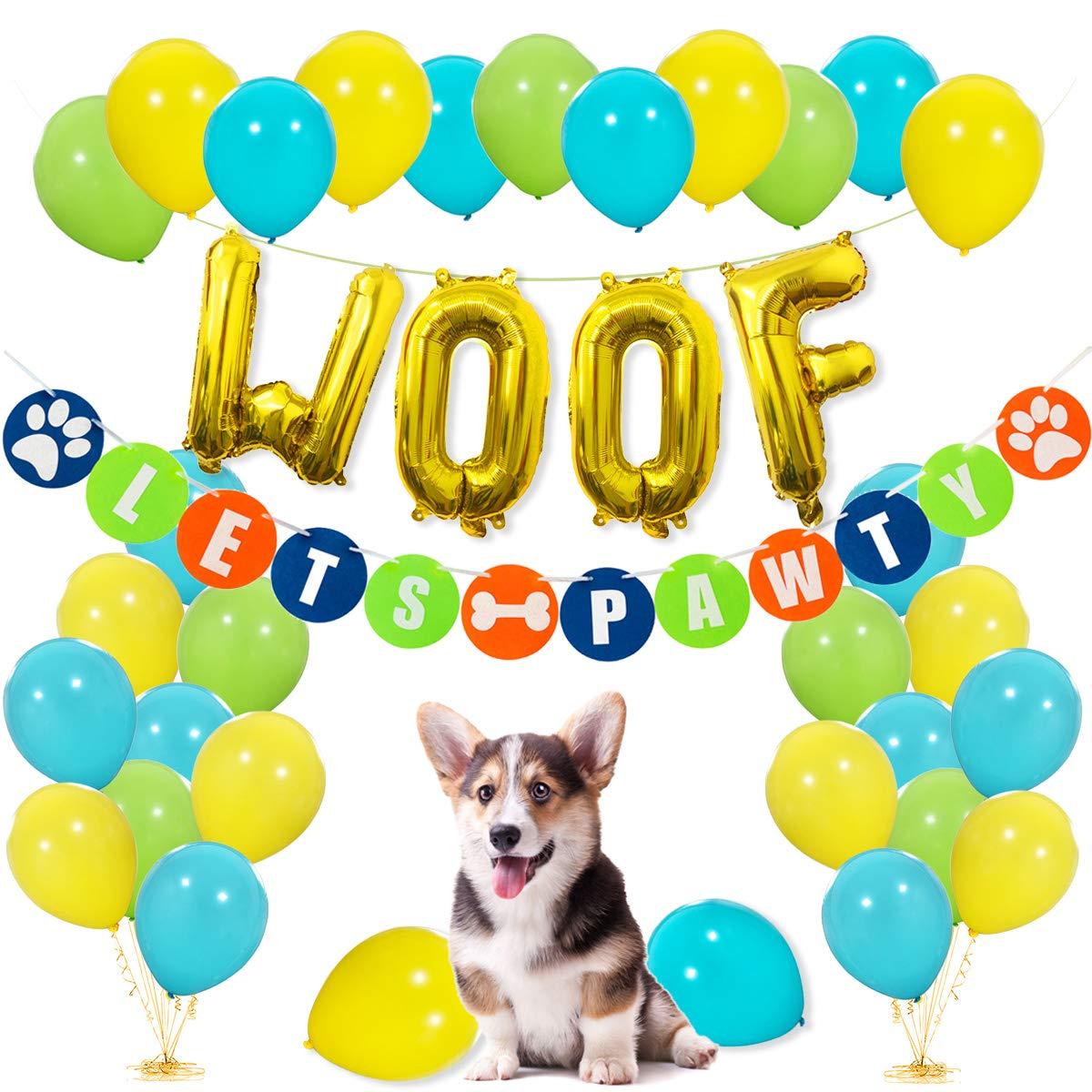 Dog Birthday Party Supplies