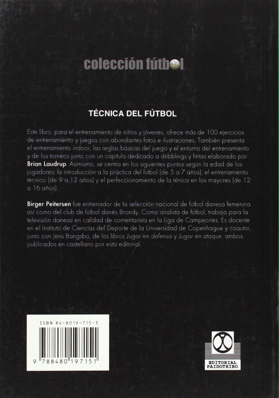 El Abc Del Entrenamiento Juvenil / Soccer Techniques, The ABC of the Juvenile Entertainment (Spanish Edition) (9788480197151): Birger Peitersen: Books